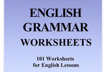 Englanti kielioppia