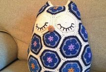 Crochet for the Home / by Katrina Lum