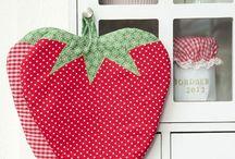 Jordbærrød