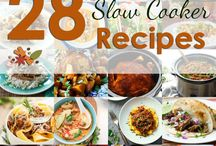 Slow Cooker Favorites / by Sommer | A Spicy Perspective