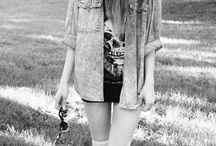 Fashion inspiration / by Sorran