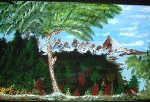Lago Ferrer / Pinturas