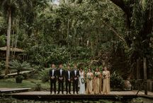 Fiji wedding by Kama Catch Me / Fiji weddings, bula bride, tropical wedding inspiration, fiji wedding styling