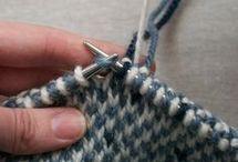 вязание,шитье