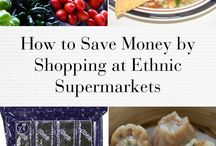 Ethnic food on the cheap / Great inexpensive food / by Becca Bartoli