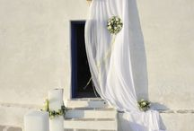 Greek Islands Wedding / Thinking of getting married in your favorite Greek island? We are here to help you plan and organize easily and efficiently the best day of your life! Contact us at info@wedinart.com for further info!