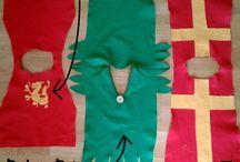 (DIY) costumes