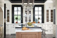 Kitchen Inspirations / Inspiration of creating an amazing kitchen in your home.
