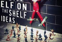 Elf on the Shelf / by Jane Pelham