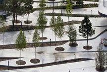 Smetanovo náměstí - beton