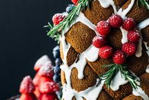 Berry Holiday / Holiday inspired food with berries!