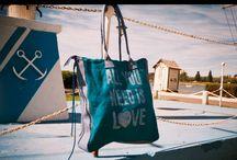 My Bags / Diseño de bolsos.