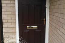 Oak Front Doors / Oak Front Doors, a firm favourite of our customers heres a selection of the best in Oak Composite Doors and Oak front doors. With new manufacturing techniques and our Solidor Timber Composite Doors, we combine traditional style with modern technological advances