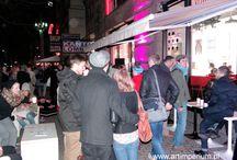 MiTo.KISSPRINT. Gra o grafikę - otwarcie wystawy! / 23.11.2013 w Galerii MiTo, w Warszawie została otwarta kolejna wystawa - kolejna wyjątkowa wystawa. Był to mega energetyczny wernisaż wystawy - MiTo.KISSPRINT. Gra o grafikę! http://artimperium.pl/wiadomosci/pokaz/93,mitokissprint-gra-o-grafike-otwarcie-wystawy#.UpGldsRWySo