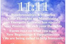 Spirit by the Numbers / Awakening to Spirit through awareness of numerical messages...