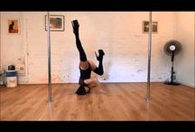 Pole floor work