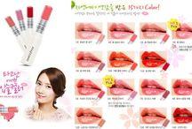 Son môi - Lipstick - lipbalm