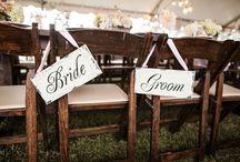 Wedding decor ideas / Wonderful decor ideas for the big day / by eFRAME UK