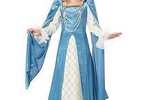 Halloween Kids Costumes for Renaissance