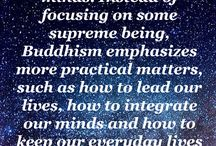 Buddhism and Spirituality / Anything related to The philophosy of Buddhism