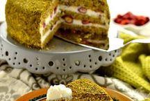 torta al pistacchio e ricotta