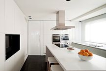 Ideal house; kitchens