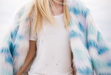 The Furry Fairy / I'm in love with faux-fur and anything fluffy! I love how it adds extra dimension and fun to an outfit.
