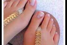 Imágenes de uñas decoradas