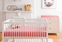 Baby boy's room furniture