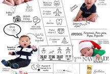 Amor Bebé / Recuerdos de tu bebé!