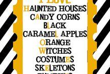 Halloween / by Jackie Mitchell