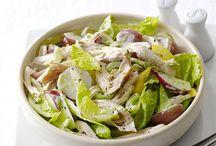 Salade / Chicken salad