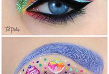 make up particolari