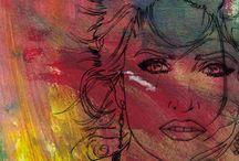 Graphic Design - Illustration gra- Portfolio - MonacoDesign / Monaco Design Portfolio. Graphic design and Illustration