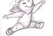 Весёлые рисунки 3 / продолжаем веселиться!