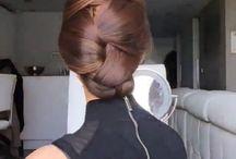 medium length fine hair updos tutorials