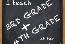 3rd/4th Grade Multi-age Classroom / A collection of pins that would benefit a 3rd/4th grade multi-age teacher.