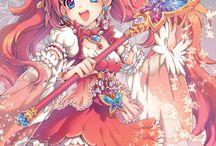 anime magic