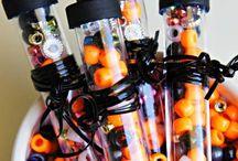 Plastic bead ideas