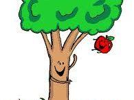 Fruit 3h4 Amy, Anouk, Timo, Laura / Zoek foto's waarin fruitspreekwoorden/uitdrukkingen (10 stuks)
