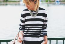 {MY KIND OF STYLE}...black&white