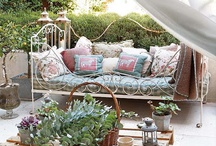 Terrasses, porches, and winter gardens