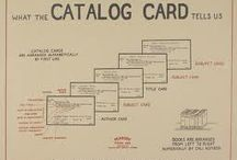 Library catalogue & index cards / Research for library catalogue & index cards.
