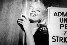 legendary Marilyn Monroe / My favourites of M.M.