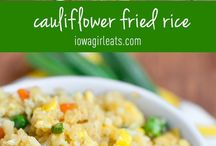 Cauliflower rices