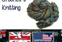 Crochet & Knitting - #CRAFTfest Christmas 2016 / http://craftfest-events.com/crochet-and-kniting.html