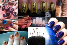 Tire nails / Tire nails - Bandprofiel nagels