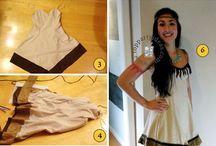create costumes