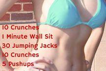 Flat tummy fast