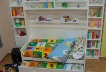 CAMAS Y LITERAS INFANTILES LACADAS / Increibles modelos de CAMAS y LITERAS infantiles y juveniles con acabados lacados / by Literas Abatibles Parchis Juvenil